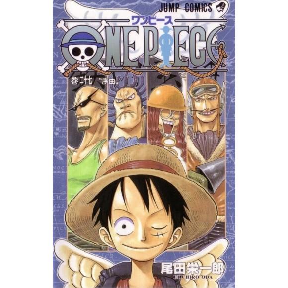 ONE PIECE vol. 27 - Edição Japonesa