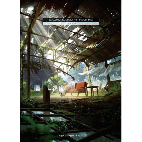 MOCHA - Background Artworks - Edição Japonesa