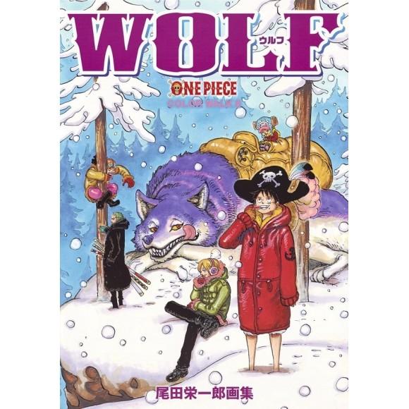 ONE PIECE Color Walk vol. 8 WOLF