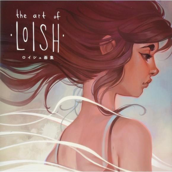 The Art of Loish ロイシュ画集 - Edição Japonesa