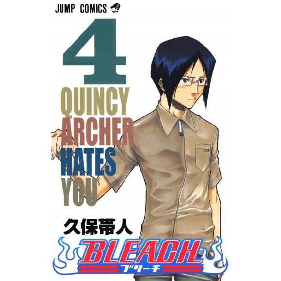 BLEACH vol. 4 - Edição Japonesa
