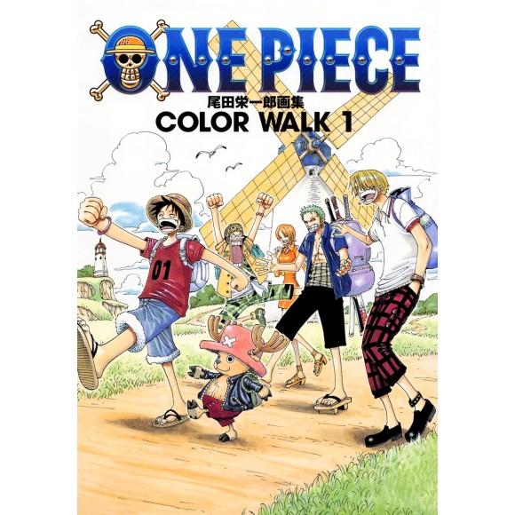 ONE PIECE Color Walk vol. 1