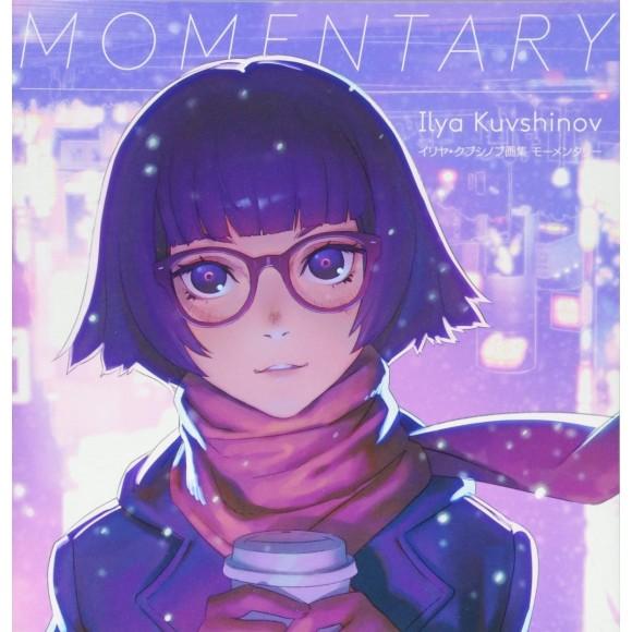MOMENTARY: The Art of Ilya Kuvshinov - Edição Japonesa